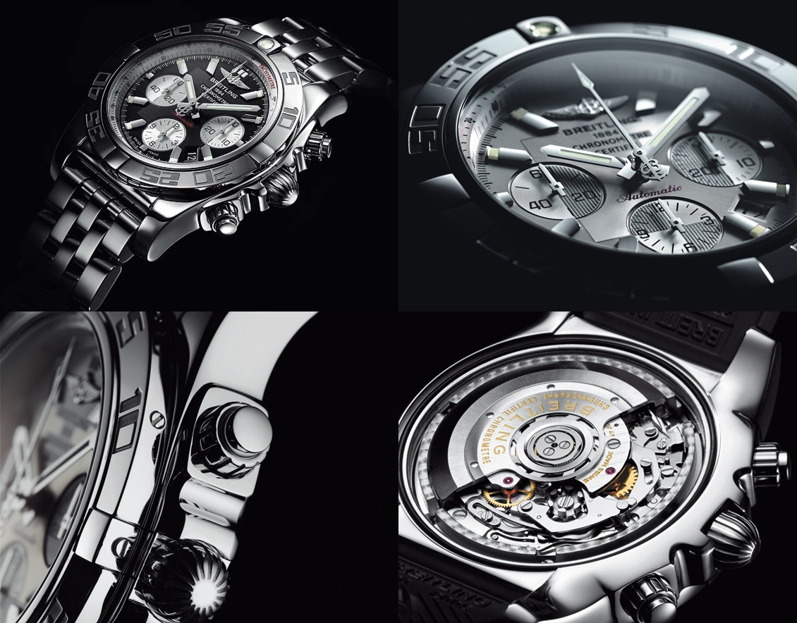 Review on Breitling Windrider Chronomat B01 Men's Watch   Breitling Watches