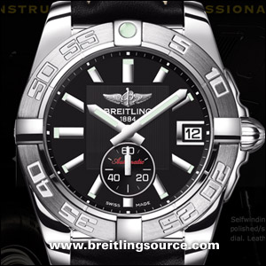 Breitling Galactic 36 Automatic Watch: Featuring style and functionality